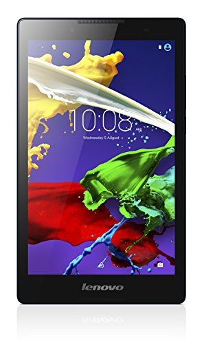 Lenovo A8-50 Tablet (8 inch, 16GB, Wi-Fi+ LTE+ Voice Calling), Blue
