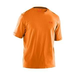 Under Armour Herren T-Shirt NEW EU CHARGED, Leopard / DARK ORANGE, S