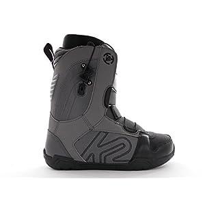 K2 Snowboardboot Snowboardstiefel Data grau Flex 4 Conda™ Liner