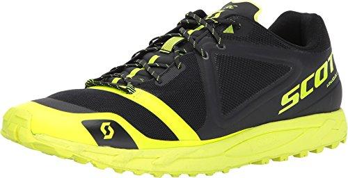 2fc63476b1fe2 Scott Kinabalu RC Trail Running Shoe - Men's sct0034-Black/Yellow-Medium-8.5