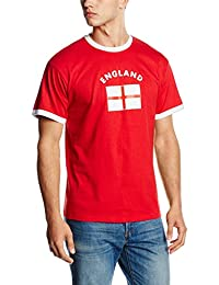 Coole-Fun-T-Shirts Men's T-Shirt Ringer T-Shirt