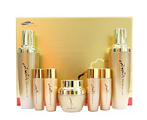 Korean Cosmetics_Lebelage Heeyul Premium Herbal 3pc Gift Set