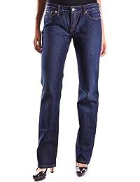 Dolce E Gabbana Femme MCBI099083O Bleu Coton Jeans