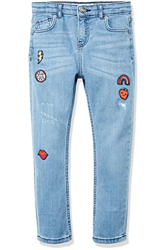RED WAGON Girl's Jeans With Badges