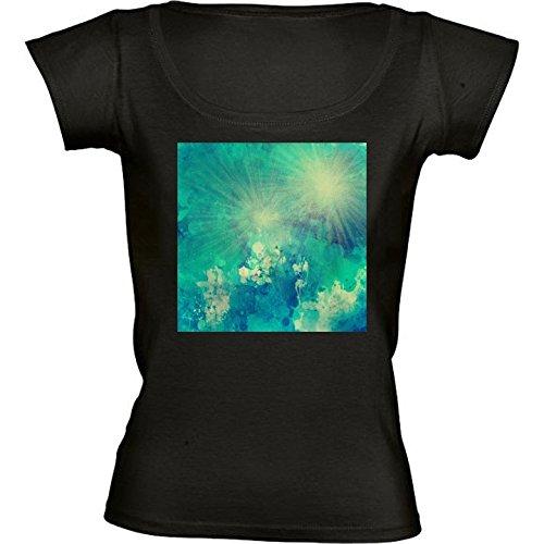t-shirt-nero-girocollo-donne-taglia-l-starburst-by-les-caprices-de-filles