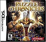 Konami Puzzle Chronicles (Nintendo DS) for Nintendo DS for Age - 10+ (Catalog Category: Nintendo DS / Puzzles)