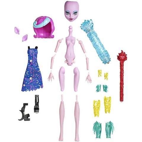 Monster High - Crear un monstruo, colores espeluznantes (Mattel Y7726)