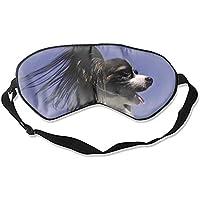 Schlafmaske, Tier-Augenschutz, weich und bequem, Augenbinde für vollständige Verdunkelung und Lichtblockierung... preisvergleich bei billige-tabletten.eu