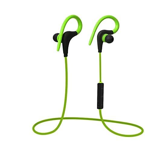 Sans fil Bluetooth Des sports Stéréo Écouteur casque de musique