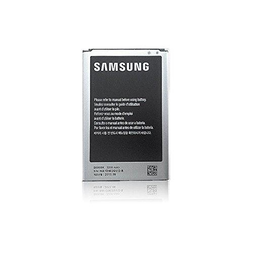 Original Akku Samsung Galaxy Note 3 - Li-Ion Lithium Akku Mit 3200 mAh Kapazität Schnellladung 2.0 Kompatibel Mit Samsung Galaxy Note 3 - Ohne Box