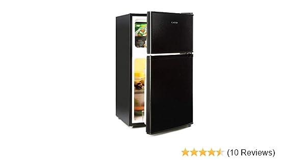 Kleiner Kühlschrank Großes Gefrierfach : Klarstein big daddy cool kühl gefrier kombination u2022 61 liter