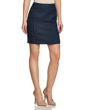 TOM TAILOR Damen Rock jacquard pencil skirt/402
