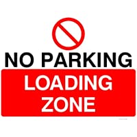 Private Parking Residents Only Landscape Sign ; Material:3mm Composite Aluminium . 210x297mm Size:A4