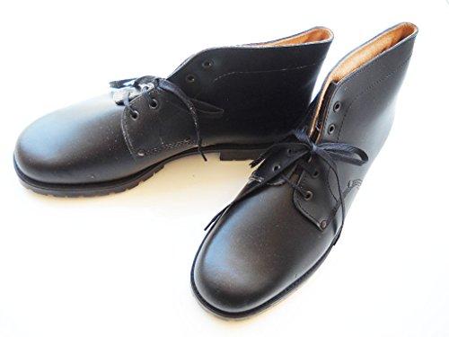 Schuhe Stiefel Stiefeletten navy army Offizielles Seemann Soldat schwarz Army Navy Schuhe