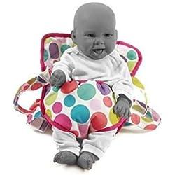 Bayer Chic 2000 782 17 Portabebés para muñecas, Pinky Bubbles