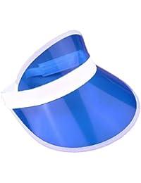 Modelshow Sun Visor Hat Vacío Top Cap Protección solar Anti-UV ... 38a41b66d30