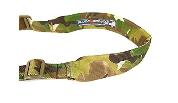 Blue Force Gear Vickers 2 Point PADDED Sling Quick Adjust VCAS-200-OA Black