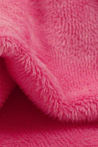bearsland Veste d'hiver Sportif Pull Allaitement Allaitement Top Rose clair