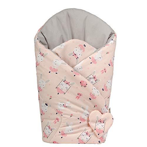 Sevira Kids - Saco dormir bebé 100% algodón, reversible