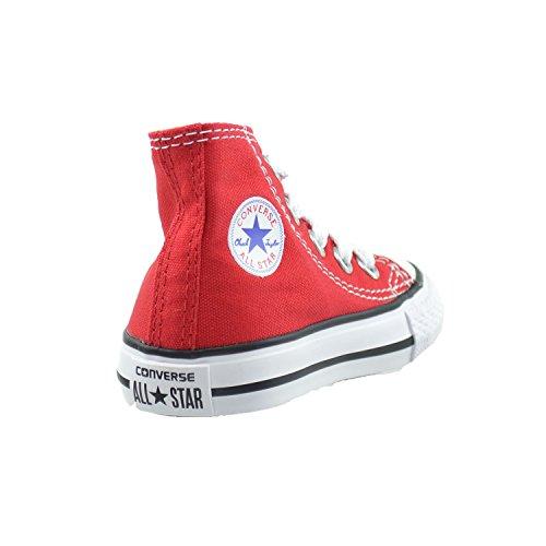 Converse Star Kids Chuck Taylor All Star Seasonal Hi Red/White