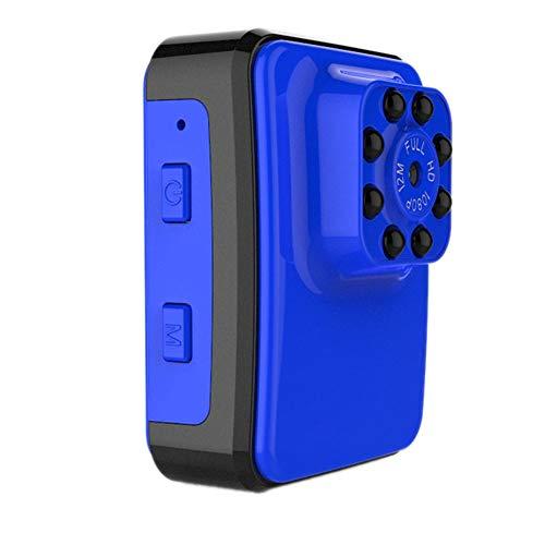 TBAN 1080P Mini-Sportkamera, WiFi-Kleinbildkamera DV, Tragbare Kamera, 8 Meter Nachtsicht, EIS-Elektronik,B