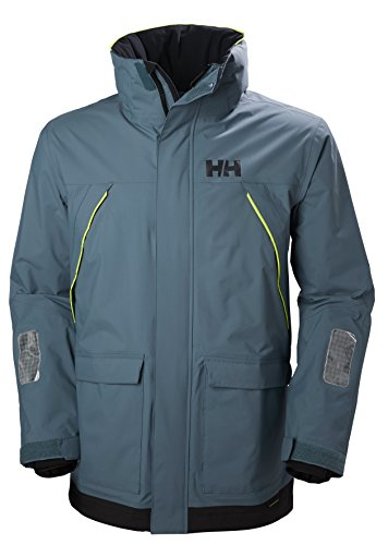 Helly Hansen Herren Pier Jacket Jacke, Blue Mirage, XL