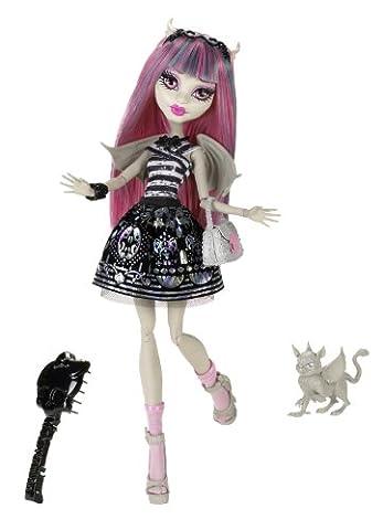 Nouvelle Poupée Monster High 2012 Rochelle Goyle