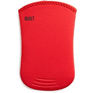 BUILT - Slim - Housse en néoprène pour tablettes 7 pouces, Red