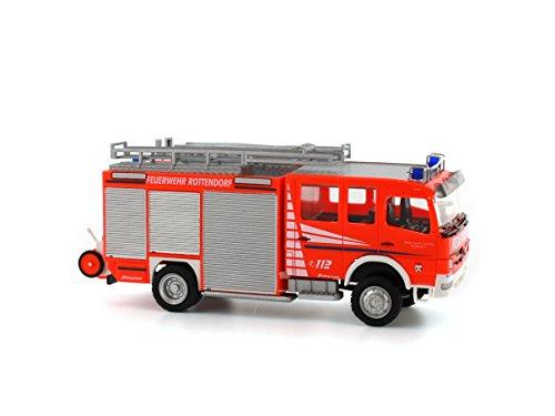 Reitze Rietze–173.367,7cm Schlingmann HLF 20Fw Rottendorf Fire