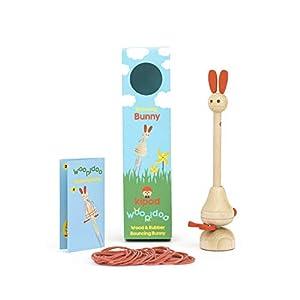 Kipod- Woopidoo Bouncing Conejo, Multicolor (1)