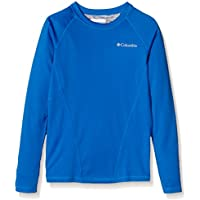 Columbia Boy 's Midweight Crew Base Layer Tops