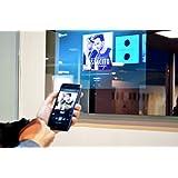 """Espejo Duriglass con Smart TV 24"""". 1600x500 mm. Televisión de alto diseño para tu baño."""
