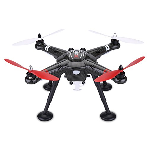 Wltoys-XK-X380-Professional-GPS-Detect-24GHz-Super-RC-Headless-Quadcopter-Helicopter-Radio-Wireless-Remote-Control-Circle-Hovering-Radar-Position-One-Key-RTF-Drone-Christmas-Gift-Toys-Black