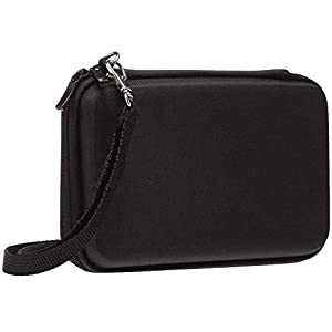 Nintendo New 2DS XL/ 3DS XL Tasche Case Hülle mit Netztasche, Reißverschluss und Handschlaufe