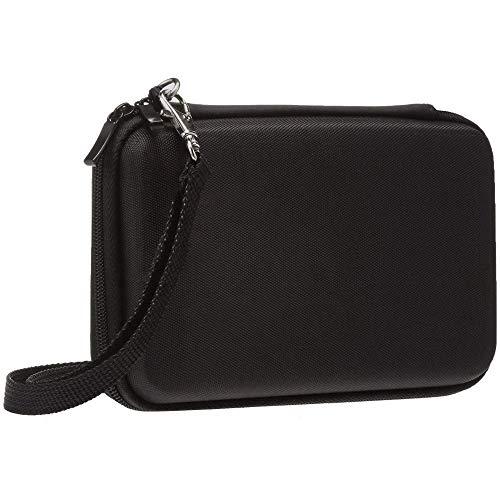 Nintendo New 2DS XL/ 3DS XL/ New 3DS XL Tasche Case Hülle mit Netztasche, Reißverschluss und Handschlaufe