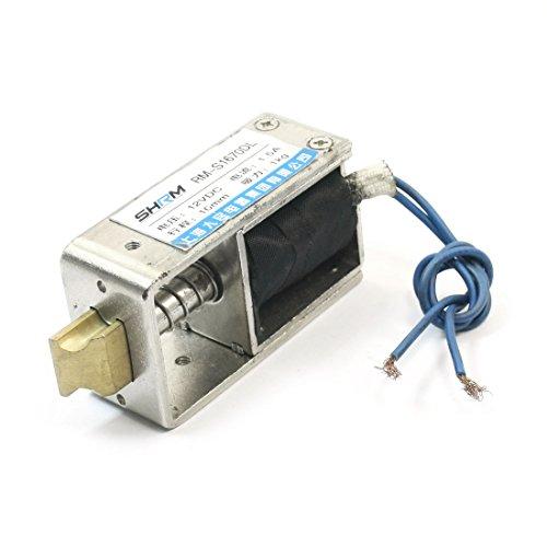 Preisvergleich Produktbild Electrisch Türschloss Rahmen Tür Magnetspule Elektromagnet 1kg/10mm DC 12V 1,5A