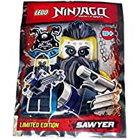 Masters of Spinjitzu Ninjago - Limited Edition - Sawyer - foil Pack