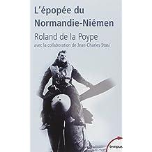 L'??pop??e du Normandie-Ni??men by Roland de La Poype (2011-05-19)