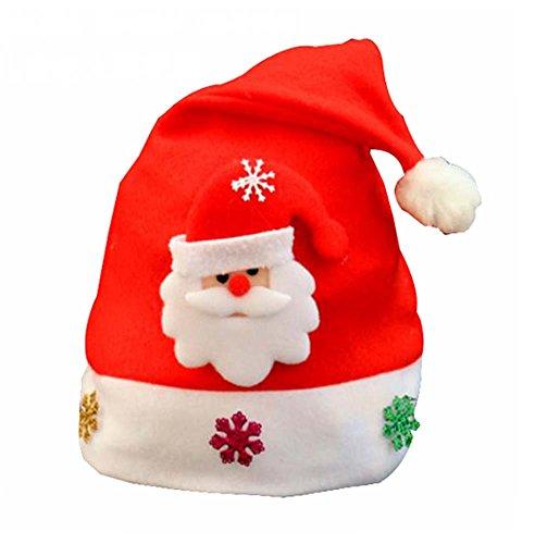 Dragon Troops Lovely Classic Christmas Hat/Kinderfest Hüte (Santa Claus Design)