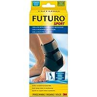 FUTURO FUT46645 Sport Sprunggelenk-Bandage, beidseitig tragbar, Einheitsgröße preisvergleich bei billige-tabletten.eu