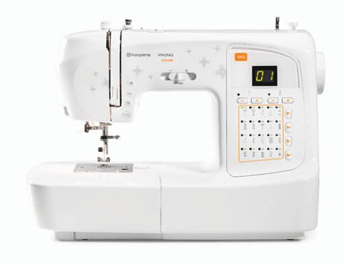 Husqvarna Viking H Class 100 Q sewing machine