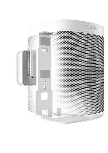 Vogel\'s Sound 4201 Sonos Wandhalter für Sonos One und Play:1, Weiß