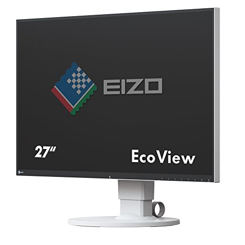 Eizo EV2750-WT 27-Inch FlexScan LED Monitor - White