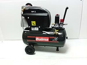 Compresseur Sirio FC2 HP2 Balma Lt.24