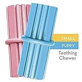 KONG - Puppy Teething StickTM - Mordedor para limpiar los dientes - Cachorro mini (varios colores)