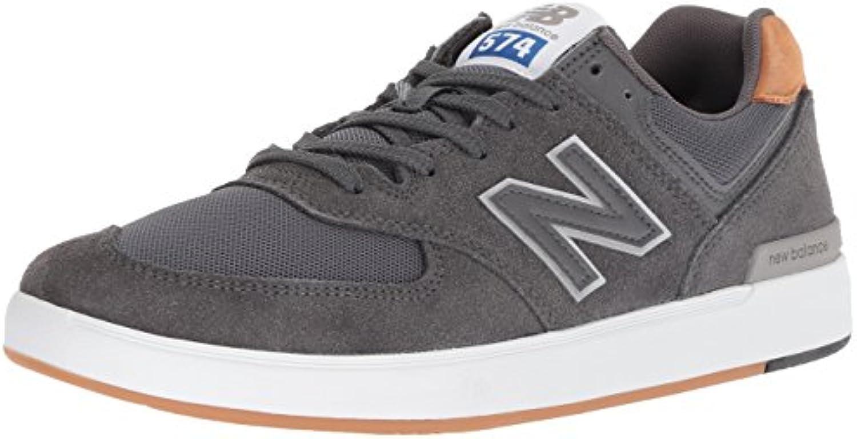 New Balance 574 Grau AM574BRN Retro Herren Sneaker