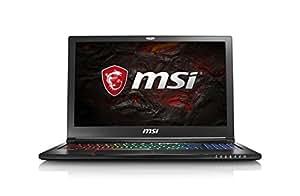 MSI Gaming GS63 7RD-240IN 2018 15.6-inch Laptop (7th Gen Core-i7/8GB RAM/1TB HDD/Windows 10/GTX 1050 2GB Graphics), Black