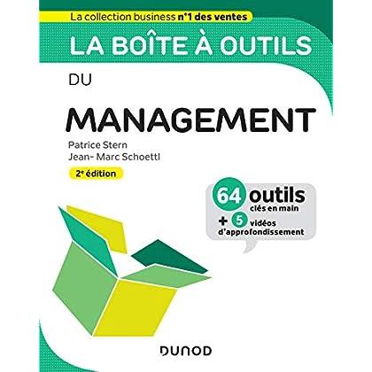 La boîte à outils du Management - 2e éd. - 64 outils et méthodes