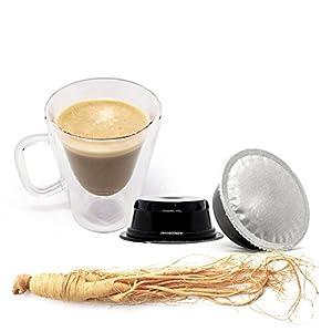 GINSENG Lovespresso - 60 Capsule compatibili LAVAZZA A MODO MIO® di Ginseng