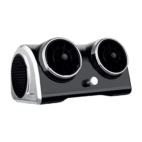 GMtes Tragbarer Klimaanlage für Autos Bladeless Motor Car Cooling Fan Low Noise Desktop Cooler für Fahrzeug LKW-Fichter Fan,24V -